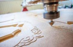 Avanço na tecnologia de roteador CNC