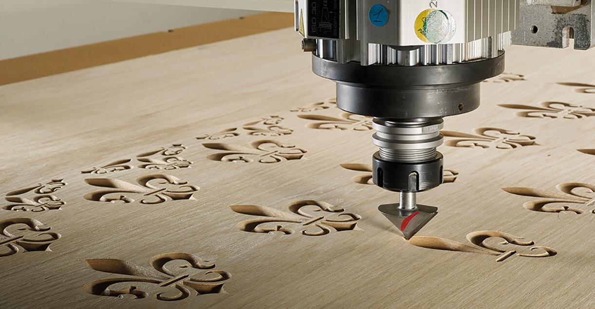 Maximizando o potencial da tecnologia de roteamento CNC