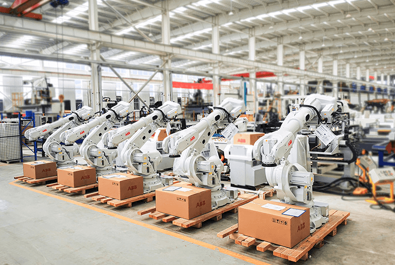 Smart Factory Intelligent Manufacturing for Panel Furniture