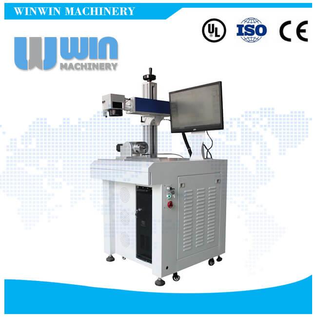 Desktop Fiber Laser Marking Machine-All in one type