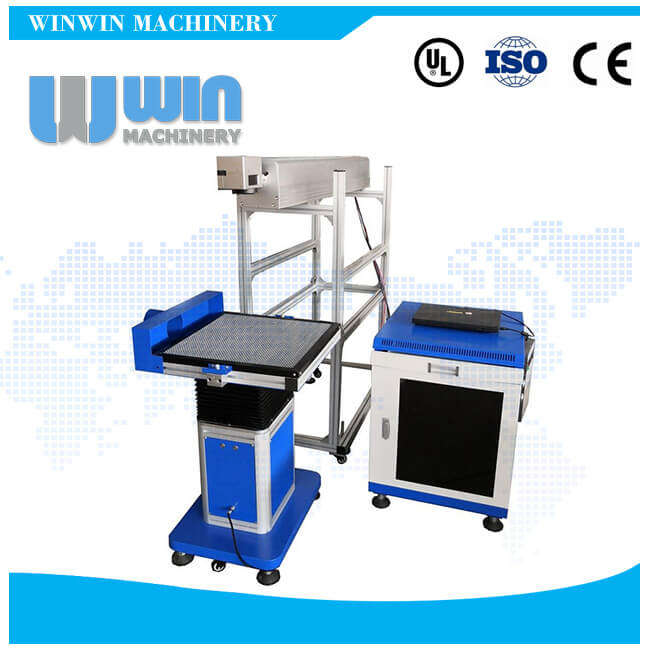 Co2 Laser Marking  Machine for nonmetal