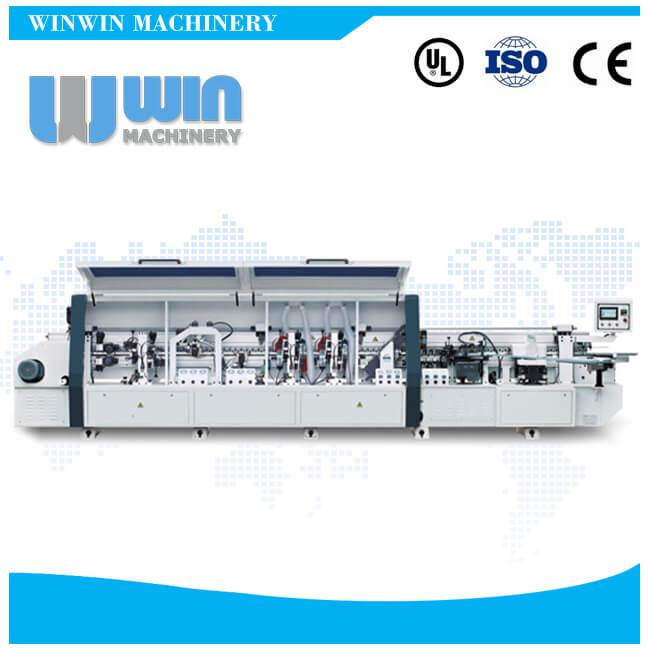 Automatic high speed edge banding machine E08