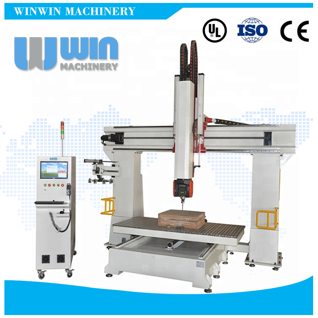 WWF1325 5 Axis CNC Router