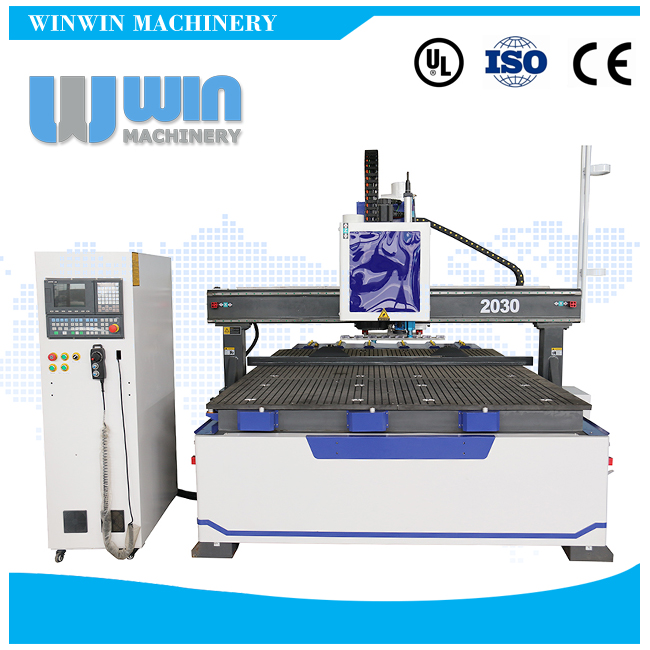 ATC Woodworking entry-level CNC Router