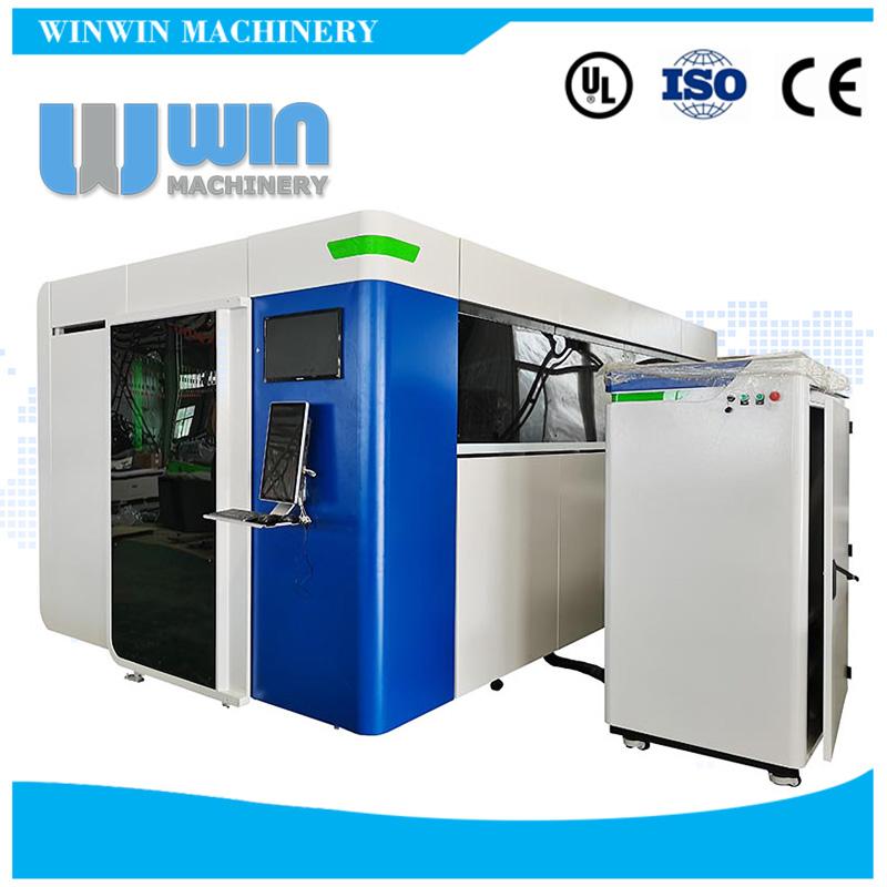 FL3015P Whole Cover Laser Cutting Machine