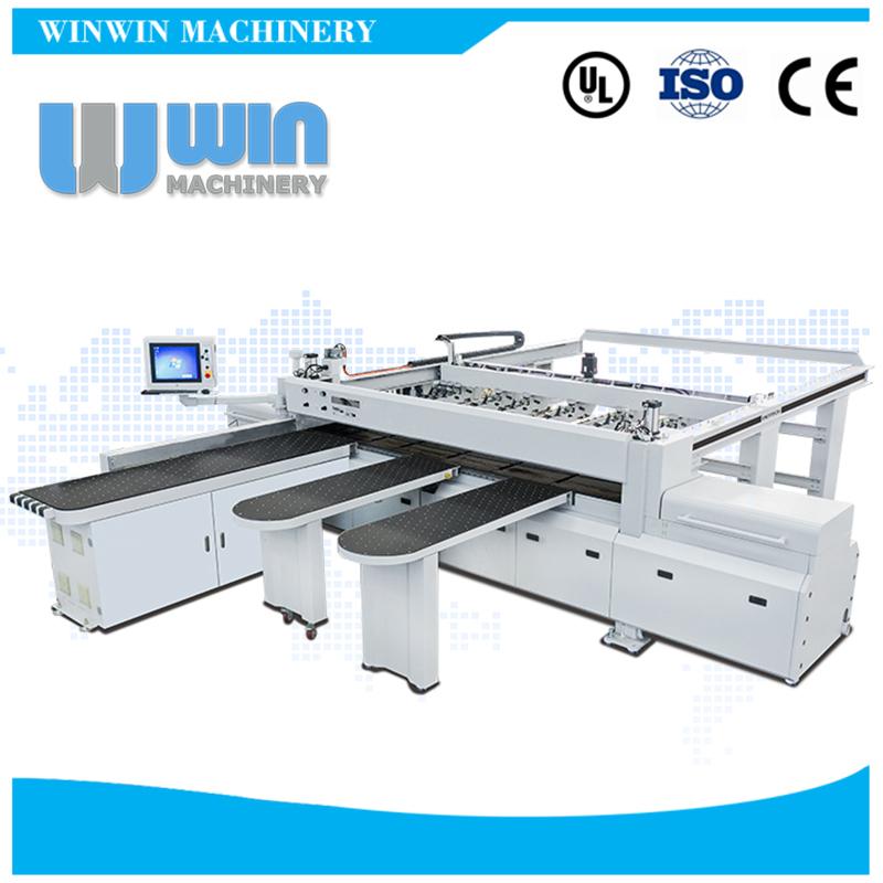 Good Precision High quality CNC Panel Saw