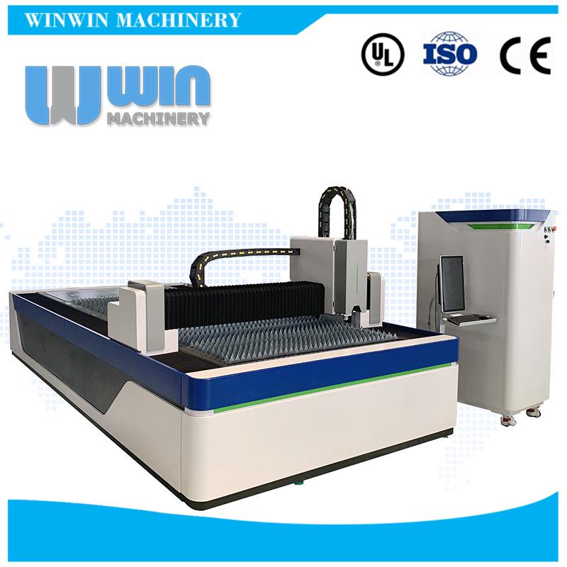High Quality Fiber Laser Cutting Machine 3015 CNC Laser Cutting Machine