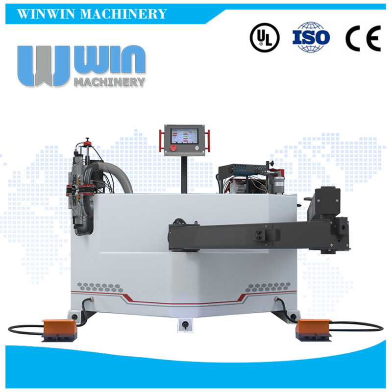 Woodworking Small Edge Banding Machine Easy WW700