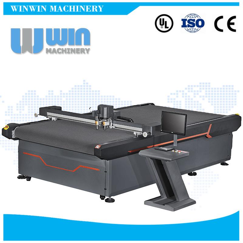 Vibration Blade Cutting Machine