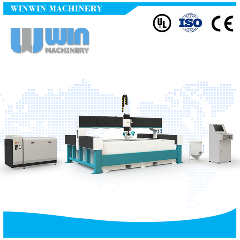 High Speed CNC Water Jet Cutting Machine