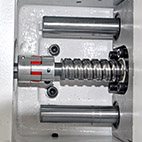 5 AXIS CNC ROUTER'S TAIWAN TBI BALL SCREW